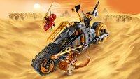 LEGO Ninjago 70672 Cole's crossmotor-Afbeelding 1