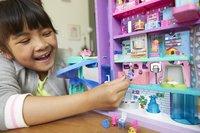 Mattel Speelset Polly Pocket Polyville Mega Mall Super Pack-Afbeelding 3