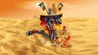LEGO Ninjago 70674 Vuurtand-Afbeelding 1