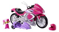 Barbie motor Spy Squad Motorcycle