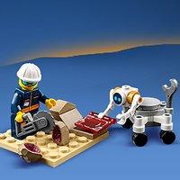 LEGO City 60228 Ruimteraket en vluchtleiding-Afbeelding 2