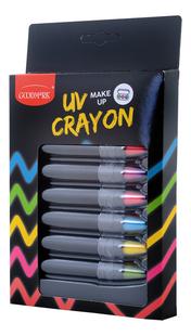 Goodmark Crayons de maquillage U.V.-Côté droit