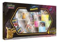 Pokémon Trading Cards Detective Pikachu On the Case Figure Collection-Linkerzijde
