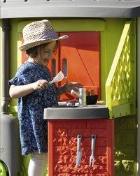 Smoby uitbreiding voor speelhuisjes Neo Jura Lodge, My Neo House en Chef House - Keuken-Afbeelding 1