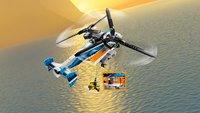 LEGO Creator 3-in-1 31096 Dubbel-rotor helikopter-Afbeelding 3