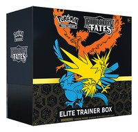 Pokémon Trading Cards Hidden Fates 11.5 Elite Trainer Box-Linkerzijde
