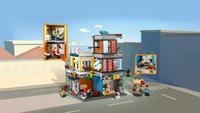 LEGO Creator 3-in-1 31097 Woonhuis, dierenwinkel & café-Afbeelding 3
