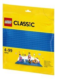 LEGO Classic 10714 Blauwe basisplaat-Rechterzijde