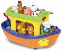 DreamLand De Ark van Noah-Linkerzijde
