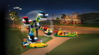 LEGO Creator 3-in-1 31095 Draaimolen-Afbeelding 4