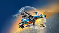 LEGO Creator 3-in-1 31096 Dubbel-rotor helikopter-Afbeelding 4