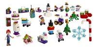 LEGO Friends 41382 Le calendrier de l'Avent-Avant