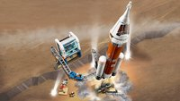 LEGO City 60228 Ruimteraket en vluchtleiding-Afbeelding 6