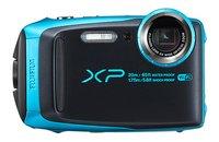Fujifilm appareil photo Finepix XP120 noir/bleu