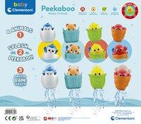 baby Clementoni jouet de bain Peekaboo Water Friends - 1 pièce-Avant