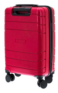Davidt's set van 3 harde trolleys Camino rood-Artikeldetail