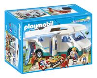 Playmobil Summer Fun 6671 Famille avec camping-car-Avant