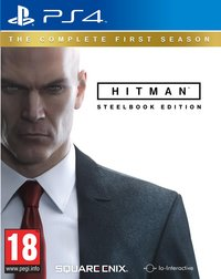 PS4 Hitman - The Complete First Season ENG/FR