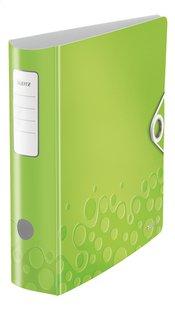 Leitz classeur  met hefboom A4 Wow Active 8,2 cm groen-Linkerzijde