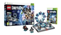 XBOX 360 LEGO Dimensions Starter Pack FR