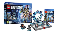 PS4 LEGO Dimensions Starter Pack ANG