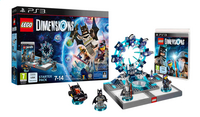 PS3 LEGO Dimensions Starter Pack NL