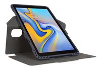 Targus foliocover Pro-Tek Rotating pour Samsung Galaxy Tab A 10.5/ bleu clair-Côté gauche