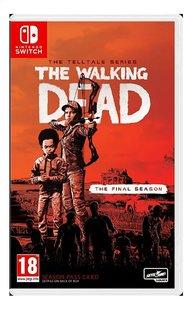 Nintendo Switch The Walking Dead The Telltale Series - Final Season NL/ENG-Vooraanzicht