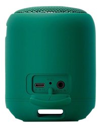 Sony bluetooth luidspreker SRS-XB12 groen-Achteraanzicht