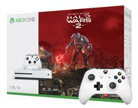 XBOX One S 1 To Halo Wars 2 + 2 manettes