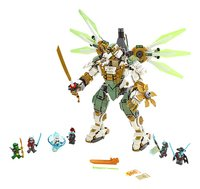 LEGO Ninjago 70676 Titanium mecha van Lloyd-Vooraanzicht