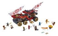 LEGO Ninjago 70677 Landbounty-Vooraanzicht