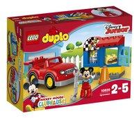 LEGO DUPLO 10829 Mickey's werkplaats-Vooraanzicht