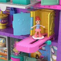 Mattel Speelset Polly Pocket Polyville Mega Mall Super Pack-Artikeldetail