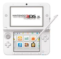 Nintendo Console New 3DS XL Pearl White -Avant
