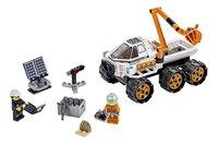 LEGO City 60225 Testrit Rover-Vooraanzicht