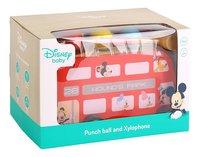 Jouet d'activité Disney baby Punch Ball & Xylophone-Côté gauche