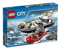 LEGO City 60129 Politie patrouilleboot