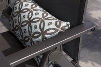Hartman chaise de jardin réglable Sydney anthracite-Détail de l'article