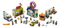 LEGO City 60233 L'ouverture du magasin de donuts-Avant