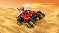 LEGO Ninjago 70675 Katana 4x4 -Afbeelding 1
