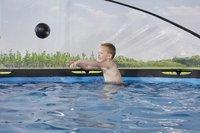 EXIT Overkapping voor zwembad Stone of Wood Ø 3,60 m-Afbeelding 2