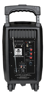 iDance luidspreker bluetooth Groove 210-Achteraanzicht