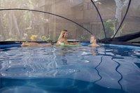 EXIT Overkapping voor zwembad Stone of Wood Ø 3 m-Afbeelding 2