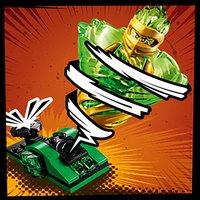 LEGO Ninjago 70681 Spinjitzu Slam - Lloyd-Afbeelding 1