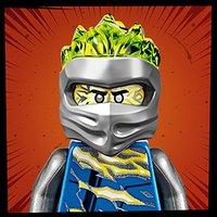 LEGO Ninjago 70682 Spinjitzu Slam - Jay-Afbeelding 1