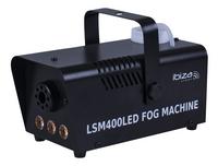 ibiza rookmachine met LED LSM400LED-BK