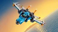 LEGO Creator 3-in-1 31096 Dubbel-rotor helikopter-Afbeelding 1