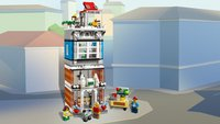 LEGO Creator 3-in-1 31097 Woonhuis, dierenwinkel & café-Afbeelding 1