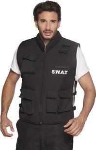 Vest S.W.A.T. L/XL-Vooraanzicht